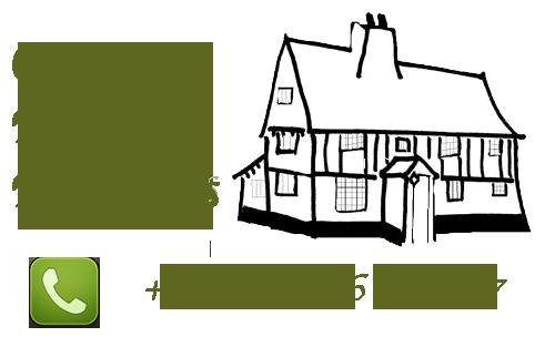 Corner Farm Holidays Logo